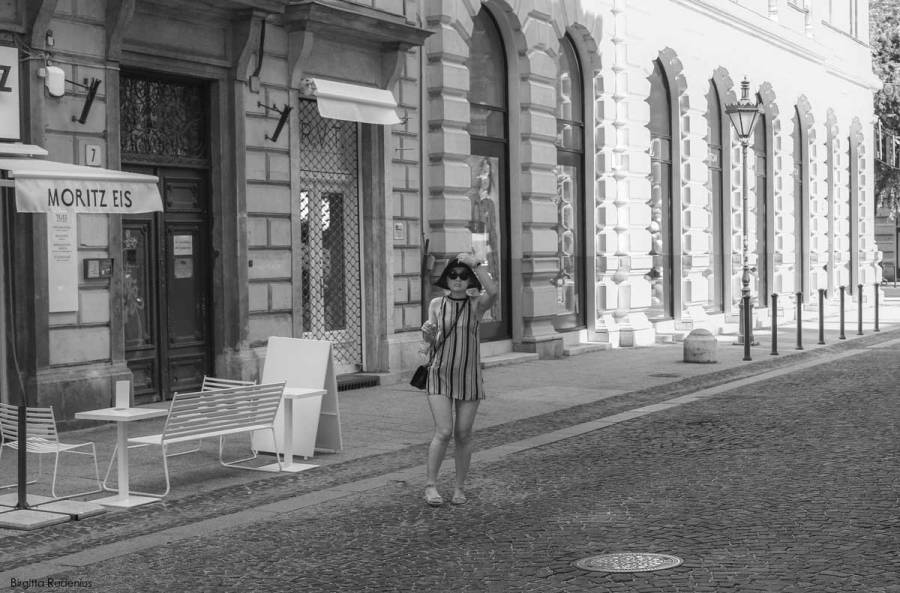 Street Photography - Ups!