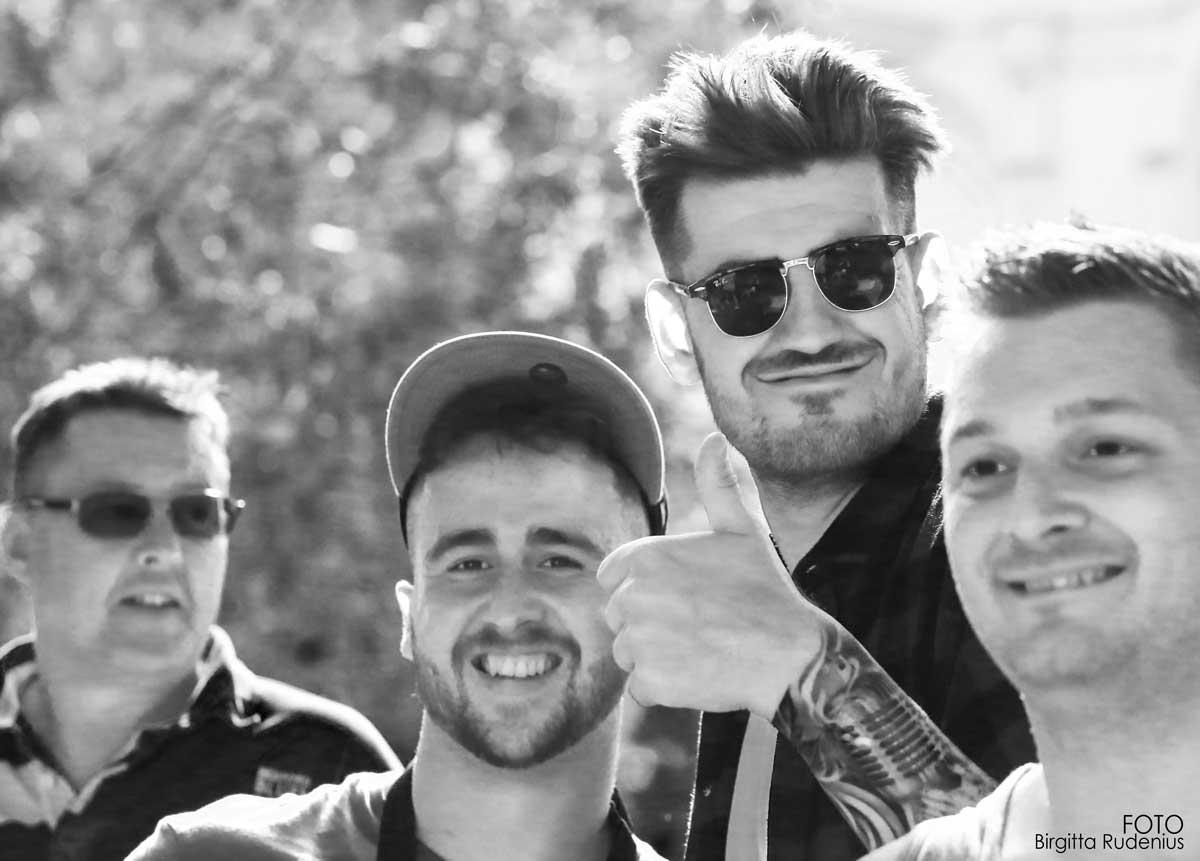 Street Photography - Happy Guys