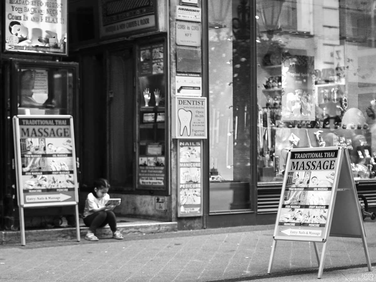 Street Photography - iPad