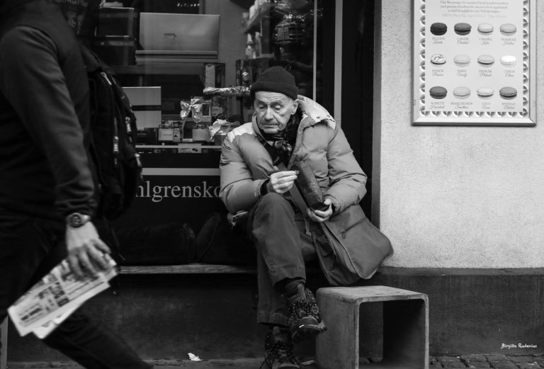 Street Photography - Ahlgrenska