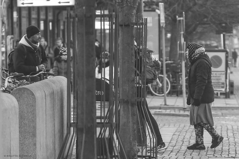 "Street Photographer - ""Street workers"""