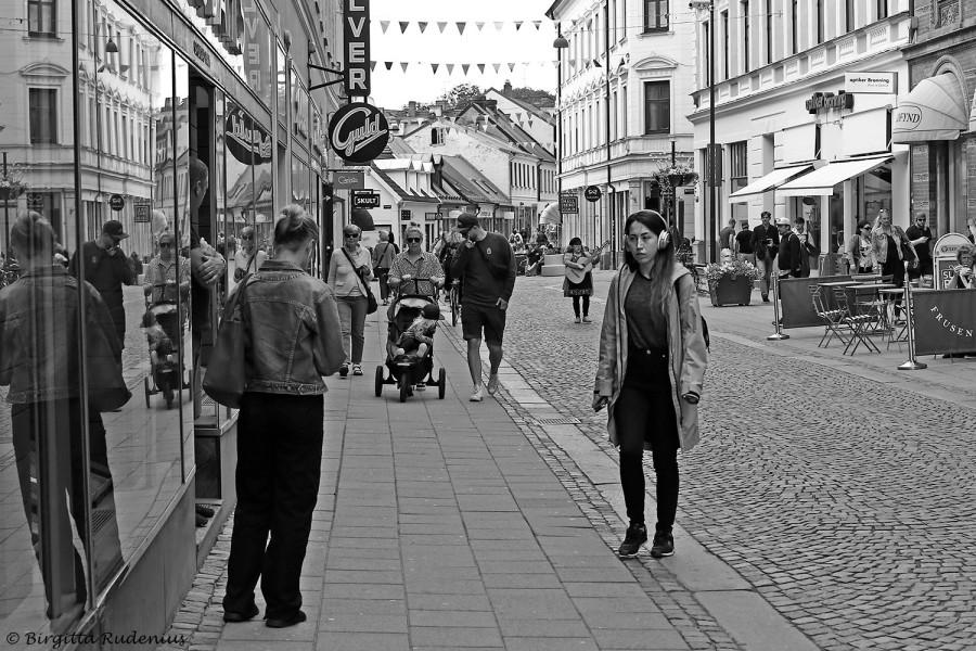 Street life © Birgitta Rudenius