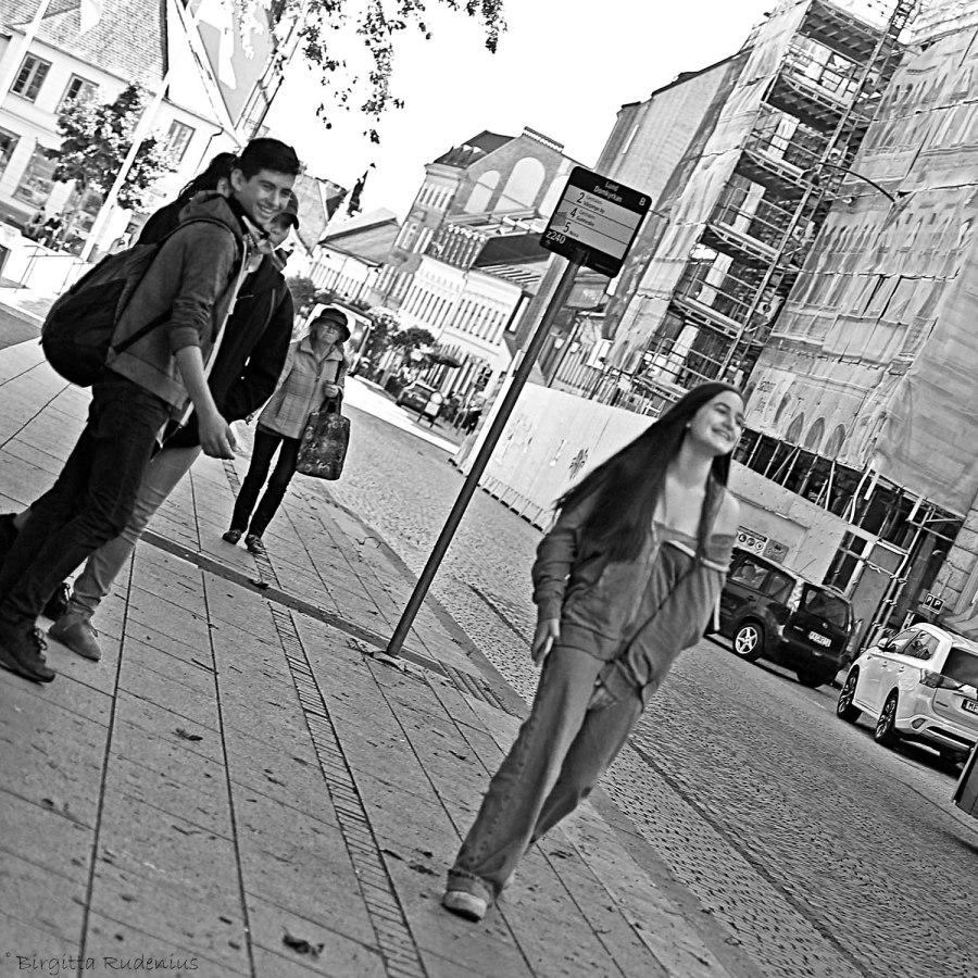 Street fun © Birgitta Rudenius